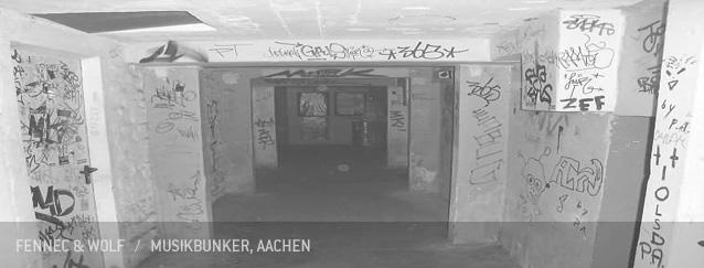 Fennec & Wolf at Musikbunker Aachen
