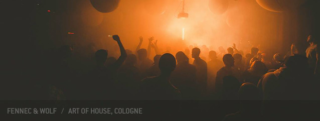 Fennec & Wolf Art of House Cologne