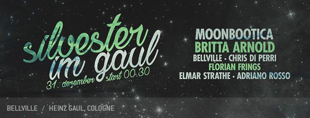 Bellville Heinz Gaul Cologne Silvester 2017