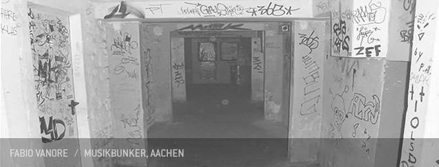 Fabio Vanore Musikbunker Aachen