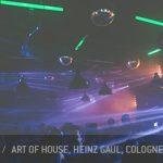 Fennec & Wolf + Bellville at Art of House, Heinz Gaul