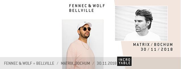 Fennec & Wolf Bellville Matrix Bochum