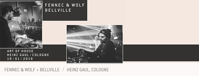 Fennec & Wolf Bellville Art of House
