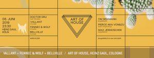VALLANT Fennec & Wolf Bellville Art of House Heinz Gaul