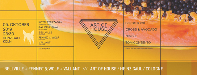 Art of House Heinz Gaul