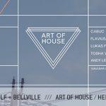 Fabio Vanore Fennec & Wolf Bellville Incroyable Art of House Heinz Gaul