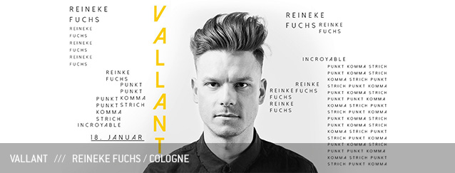 Vallant Reineke Fuchs