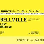 Bellville Bar Oriente Bar Americas Mexico